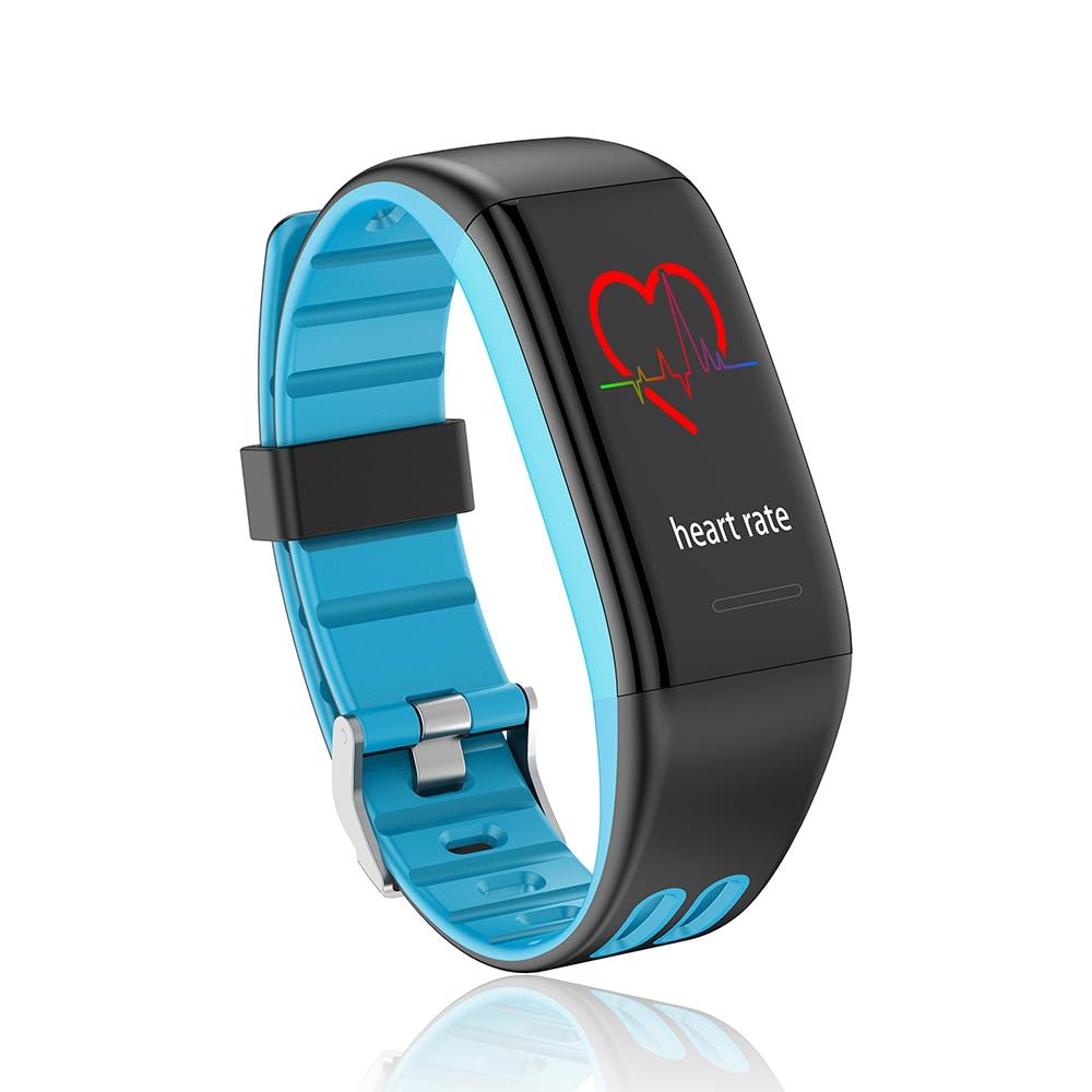 T30 2019 Sport Smart Bracelet Fitness Tracker Heart Rate smart band Blood Pressure for sport