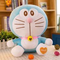 1pc 20cm 30cm 40cm Creative Lovely Doraemon Cartoon Plush Hold Doll Girl Birthday Gift Funny Stuffed