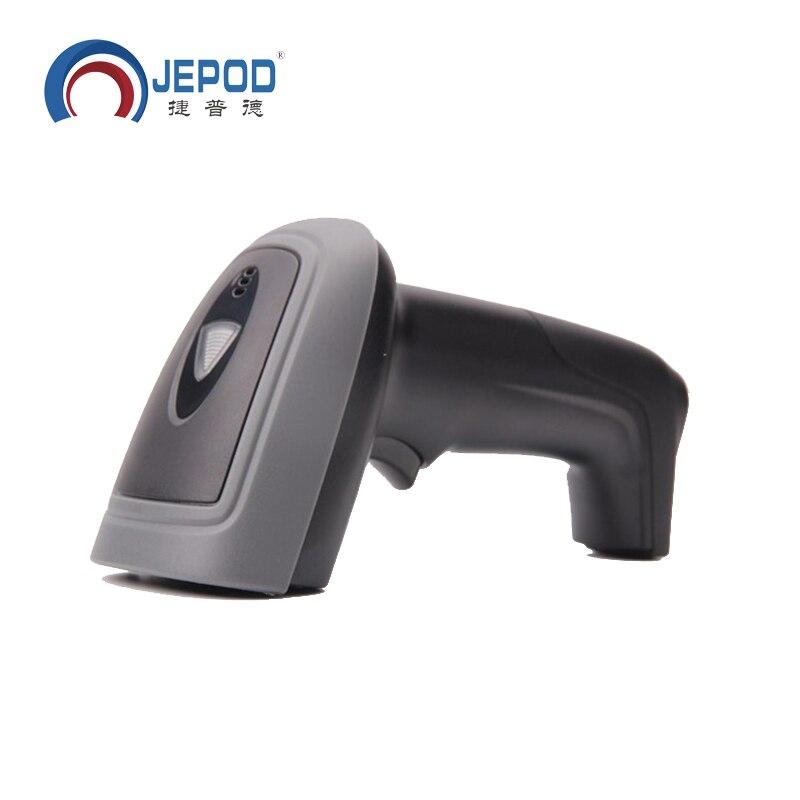 JP K8 All 1D 2D QR Barcode scanner USB Interface PDF417 QR code39 1D Bar code