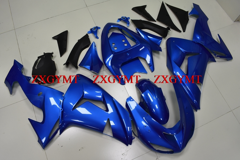 Abs Fairing for ZX-10r 2006 - 2007 Full Body Kits for Kawasaki ZX10r 2006 Blue Bodywork ZX10r 2006Abs Fairing for ZX-10r 2006 - 2007 Full Body Kits for Kawasaki ZX10r 2006 Blue Bodywork ZX10r 2006