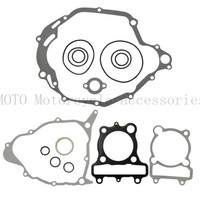 Motorcycle Head Cylinder Gaskets Engine Starter Cover Gasket Oil Seal Kit For Yamaha XT 225 Serow