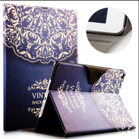 Luxury PU Leather Case For IPad Air For IPad 6 Case Cover New Smart Cover Magnetic