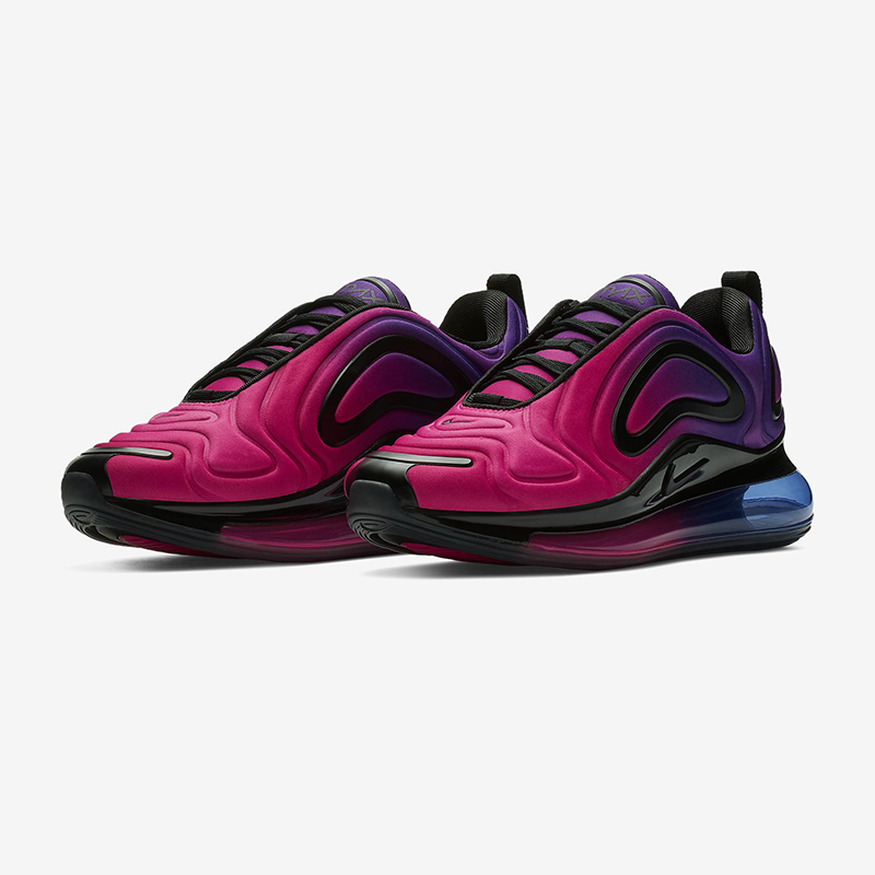 Nike Air Max 720 women's Running Shoes Pink White in 2020