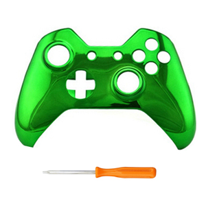 Image 5 - front housing shell cover skin for xbox one games upper case replacement parts compatible for For Xbox one Elite Controller