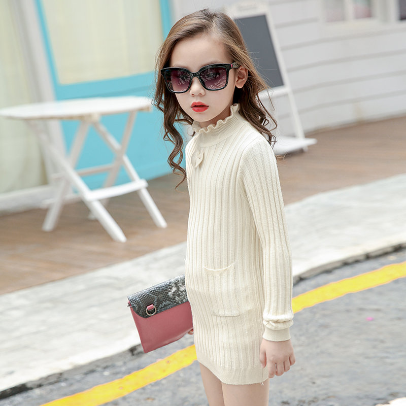 f1af56ffba489 Aliexpress.com   Buy School Teen Girls Sweaters Cardigan For Teenagers Free  Knitting Pattern Baby Cardigan Sweater With Bow Tie Knitwear For Teenage  from ...