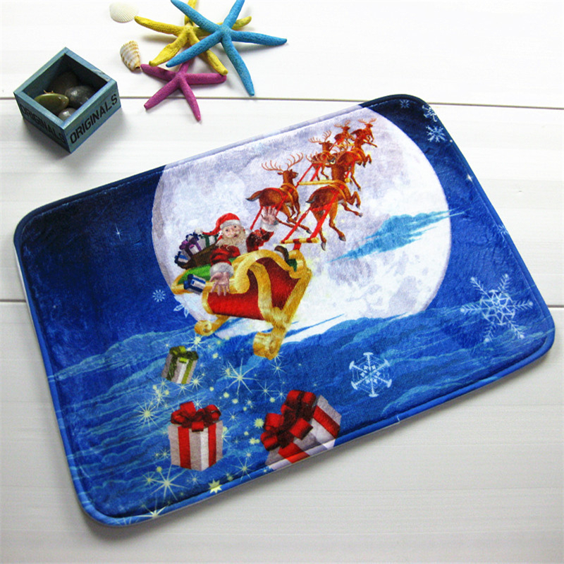 Beibehang Speed Sale Of The Amazon Hot Christmas Mats High