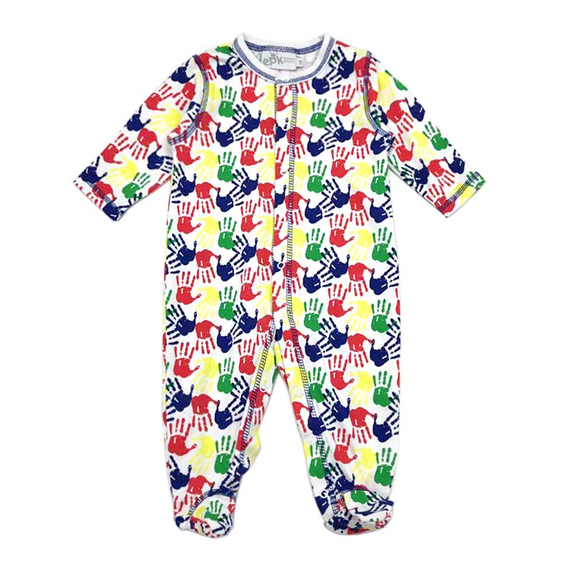 Jumpsuits Babies Boys Newborn Baby Girls 3 6 9 12 18 24 Months Sleepers Pajamas Footies Children Clothes Kids Clothes