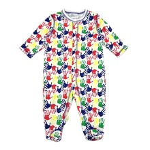 f87ad98eb Añadir a Lista de deseos. Monos bebés niños recién nacidos niñas 3 6 9 12 18  24 meses Pijamas Footies ropa