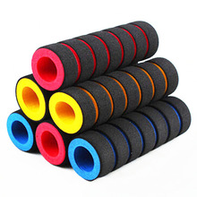 Sponge Bike Bicycle Grips Soft Handlebar Cover MTB Road  Bike Handlebar Grips Anti-shock 3 Colors Bike Bicycle Accessories