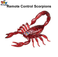 Creative Simulation Electronic Remote Control Scorpions Model Toy Birthday Gift For Baby Kids Boy Triver