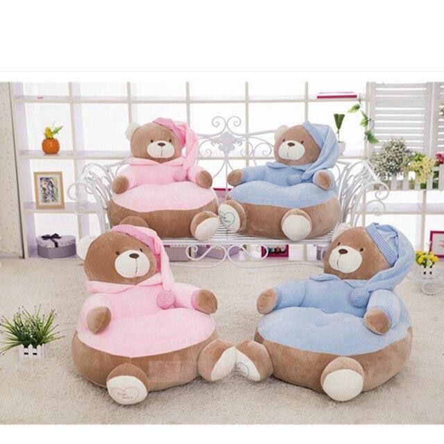 Orso bello del bambino divano sedia del bambino stile cartone
