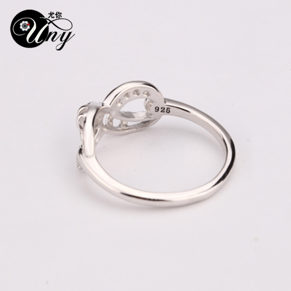 UNY Ring 925 Silver Customized Engrave Rings Family Heirloom ...