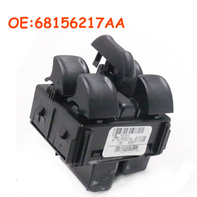 68156217AA For Jeep Wrangler 2011 2017 Car Power Master Window Switch|Car Switches & Relays|   - title=