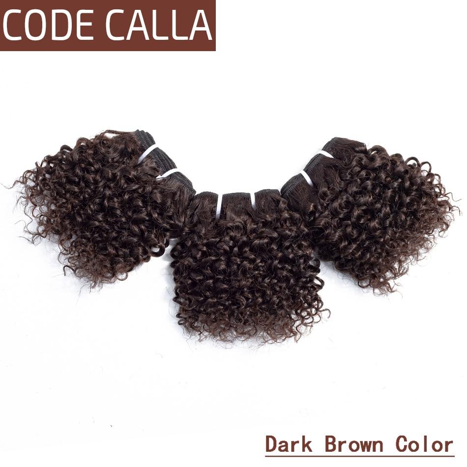1-Dark Brown Color