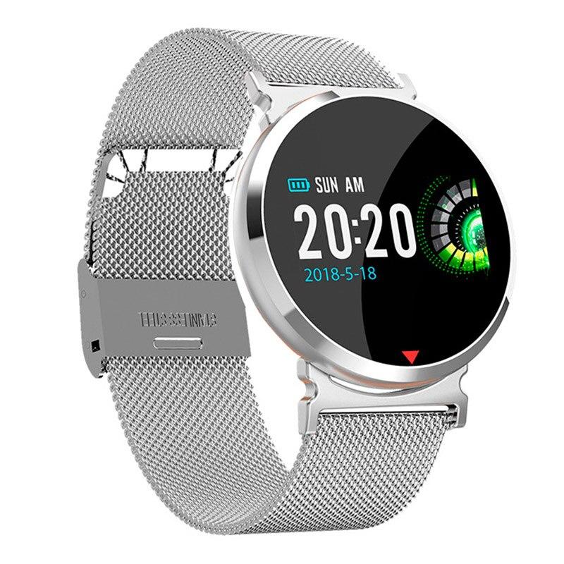 Hommes moniteur de fréquence cardiaque podomètre montre intelligente Calories Sport Numérique Bracelet Étanche montre-bracelet pour homme Intelligent Smartwatch