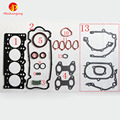 Full Gasket Set Fit FIAT PUNTO (188) 1.2 16V Full Engine Parts Engine Gasket kits For 188A4 Engine DHL FREE SHIPPING 50203200