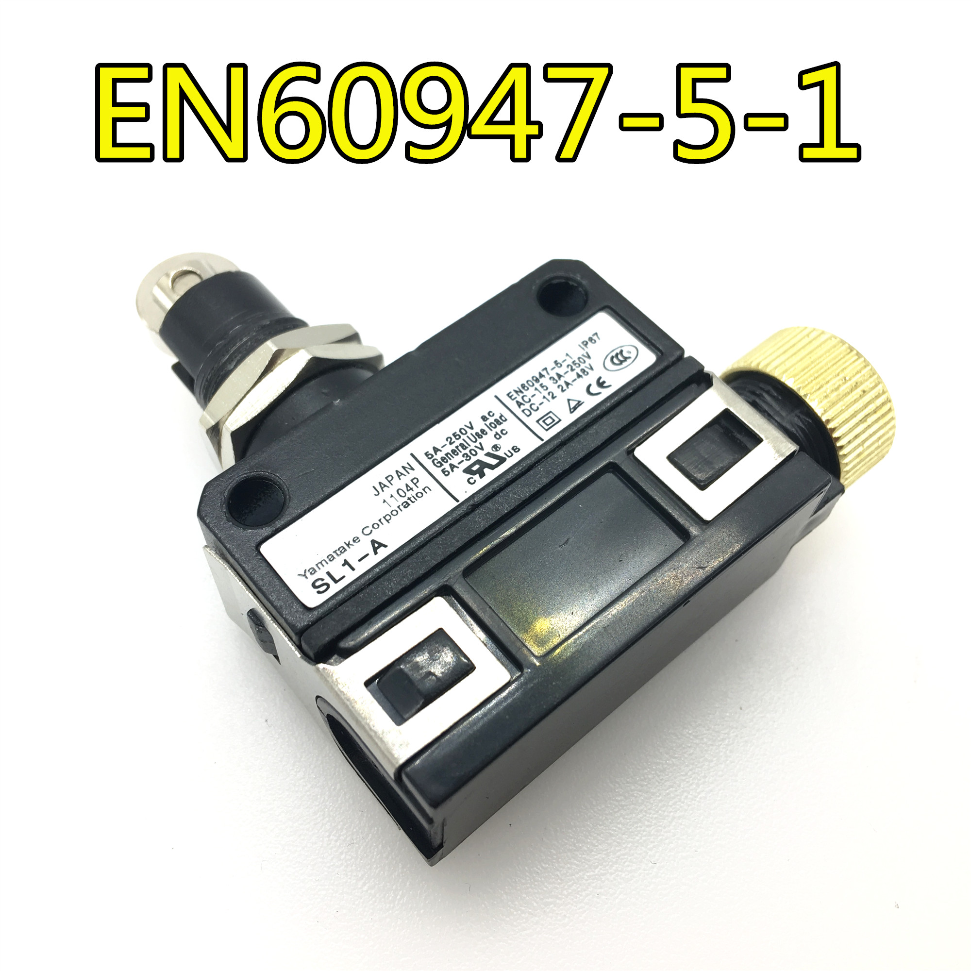 NEW and original SL1 A SL1A Ip67 Limit switch Travel Micro switch EN60947 5 1|Remote Controls|   - title=