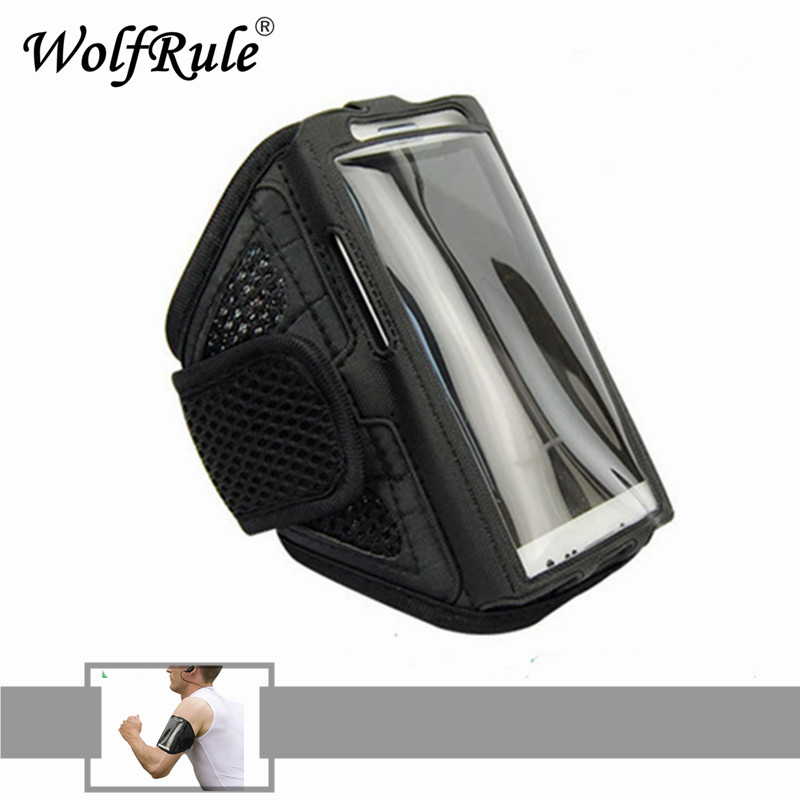 Breathing Holes Running Sports Gym Armband Bag Case Jogging Arm Band For Samsung Galaxy Note 3 Note 4