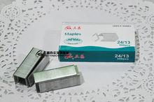 Стандартный размер 24/13 Металл сверхмощный штапель серебряный