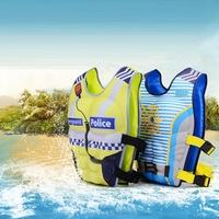 Children's Life Jacket Baby life Vest Jacket For Kids Swim Vest Swimsuit Child Swim Trainer Buoyancy Swimming Pool Accessories
