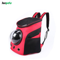 Dedicated Outdoor Pet Backpack Large Capacity Durable Fashion Dog Carrier Bags Space Breathable Waterproof Puppy Shoulder