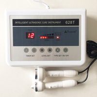 Ultrasound Machine Ultrasonic Facial Massage Apparatus Face Body Eye Skin Care Spa Salon Home Beauty Equipment