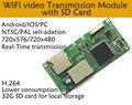 Беспроводной видео передатчик/AV к WiFi/WiFi передатчик Модуль