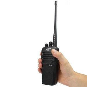 Image 3 - Walkie Talkie KST K16 10KM, 16W, Radio bidireccional, portátil, transceptor FM de largo alcance con batería de 4000Mah
