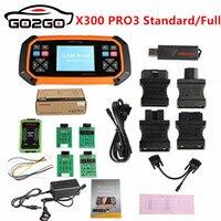 Hot Sale OBDSTAR X300 PRO3 Key Master OBDII Key Programmer Odometer Correction Tool EEPROM/PIC Update Online