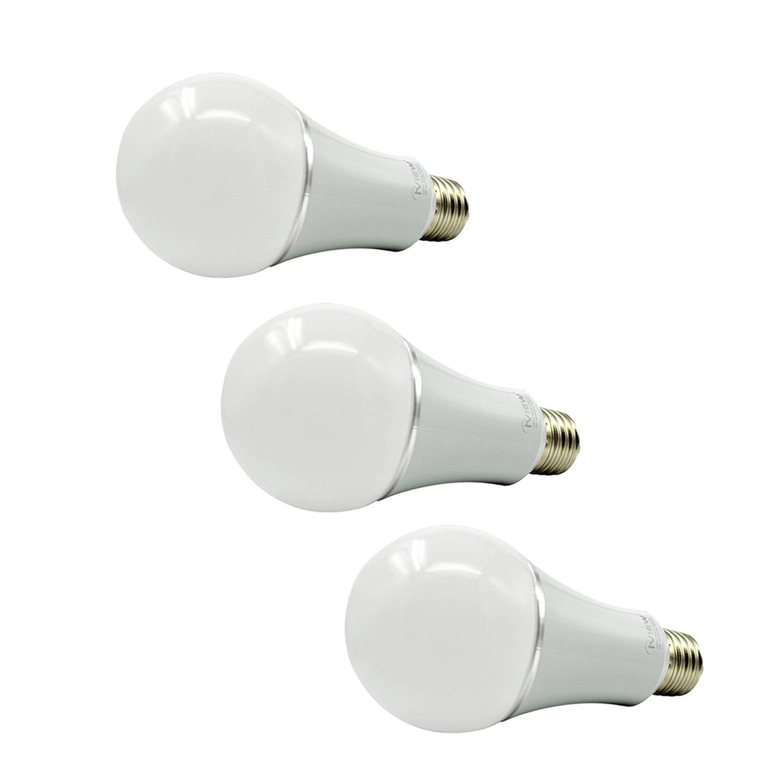 Ampoule LED wi-fi intelligent ISB600, multicolore, Dimmable, répéteur gratuit, télécommande d'application gratuite, Amazon Alexa et Google Assistant Com