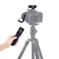 Wireless Camera LCD Timer Shutter Release Remote Control for Sony A77 A65 A57 A37 A33 A700 A900 A550 DSLR