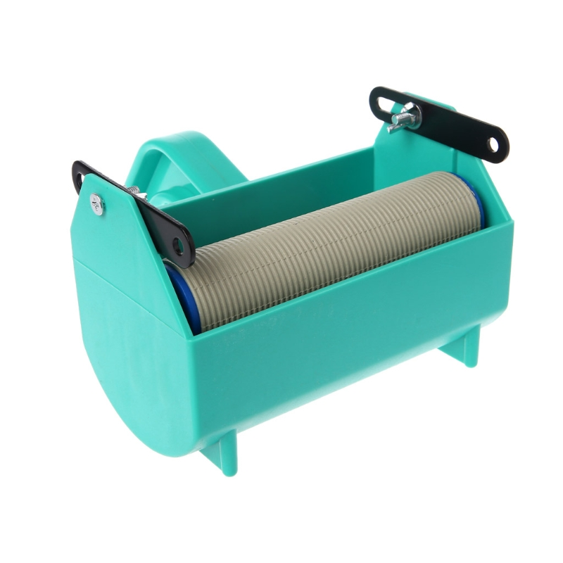 Free Delivery Single Color Decoration Paint Painting Machine For 5 Inch Wall Roller Brush Tool Damom