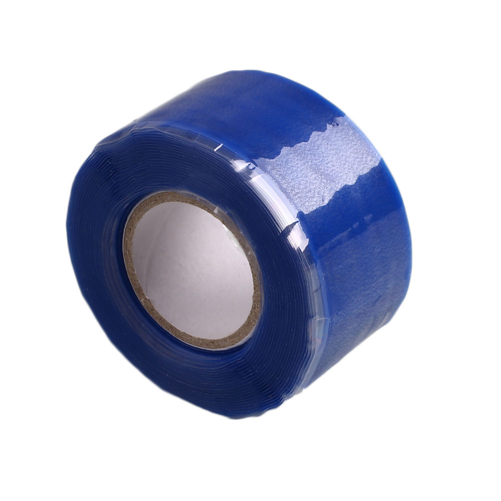 Aliexpress buy silicone tape blue soft pipe excluder