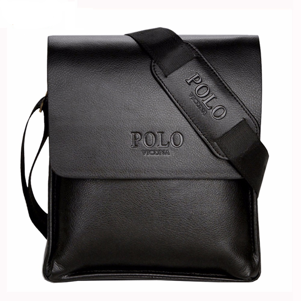 Layo bag Famous Brand Leather Men Bag Casual