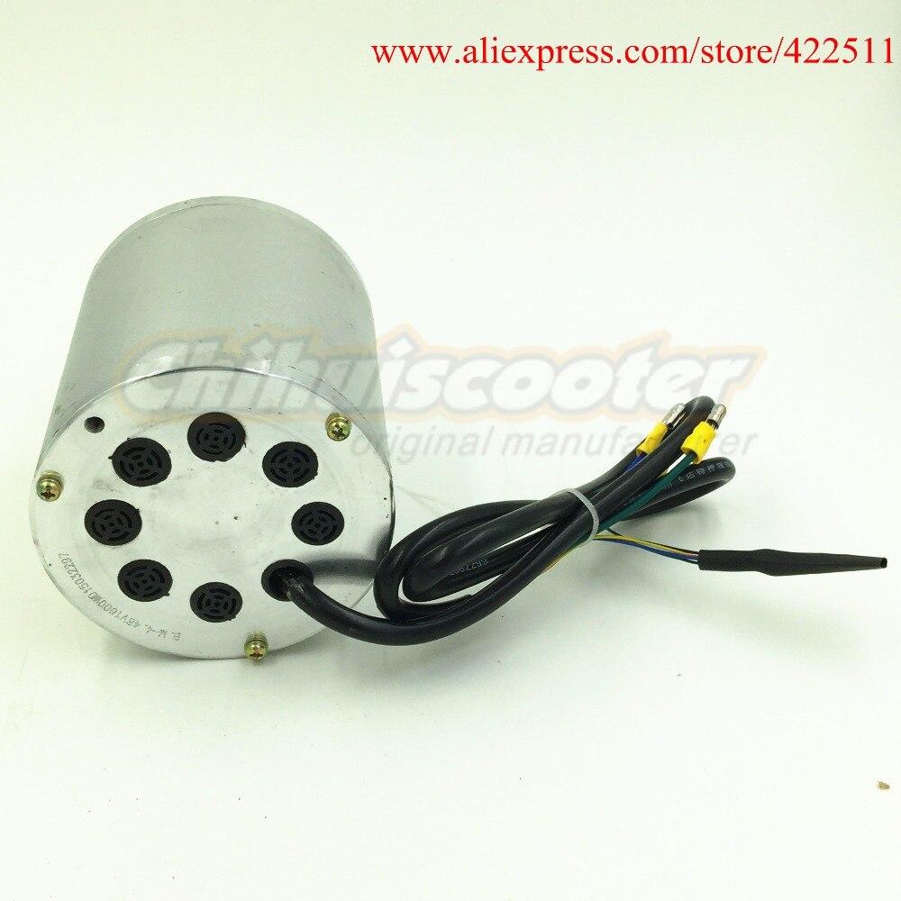 1600W 48V Шаңсорғыш электрлік тоқ - Роликтер, скейтбордтар және скутерлер - фото 4