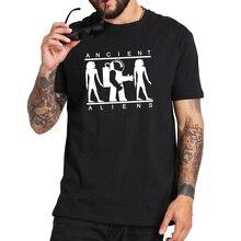 Alienígenas Ancestrales 2019 Camiseta 100% algodón Tamaño UE