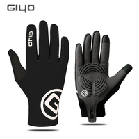 GIYO Cycling Gloves Touch Screen Outdoor Sport Anti Slip Bike Glove For Man Woman MTB Road