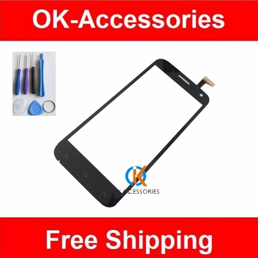 imágenes para Negro Color Para Explay Navigator Touch Digitalizador de Pantalla de Alta Calidad 1 PC/Lot Con Herramientas