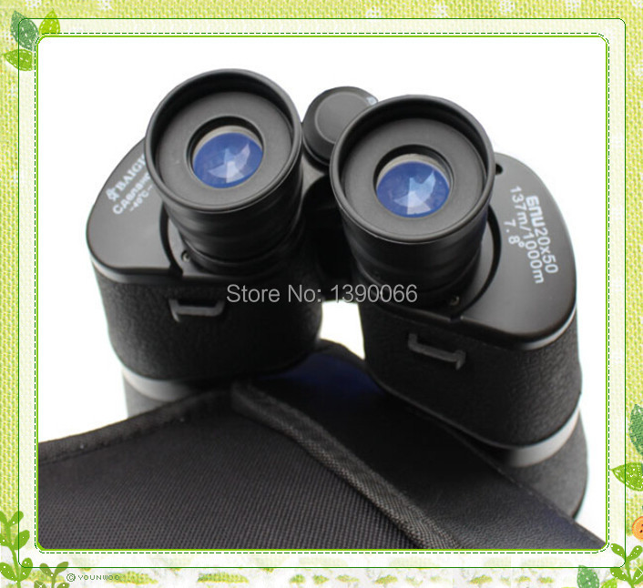 Binoculars 20x50 Waterproof Binocular Glasses Telescope for Outdoor ports Camping nature observing