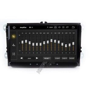 Image 5 - PX5 IPS DSP 4G אנדרואיד 10 2 דין רכב GPS נגן לאלטאה סיאט טולדו פולקסווגן גולף 5/6 פולו פאסאט B6 CC Tiguan טוראן רדיו לא DVD
