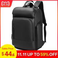 15.6 Laptop Backpack Black Business Male Mochila USB Charging Functional Rucksack Waterproof Leisure Travel Backpack Men n1877