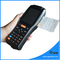 GPS equipped industrial PDA supports WIFI RFID terminal pos pda printer