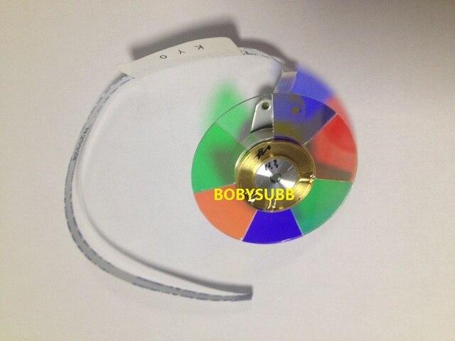 Nouveau pour OPTOMA HD70 DV10 DV11 PH530 dlpprojecteur couleur roue 7 segments diamètre 42mm