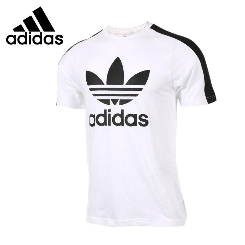 Original New Arrival 2017 Adidas Originals Men's T-shirts short sleeve Sportswear original new arrival 2017 adidas originals s s camo color men s t shirts short sleeve sportswear