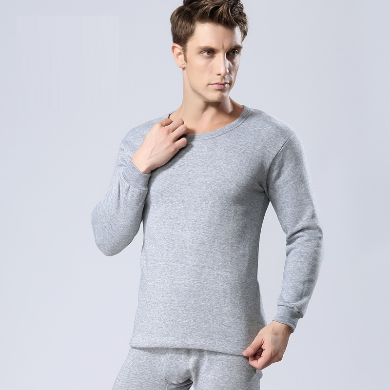 Winter long johns thick men thermal underwear sets keep warm for Russian Canada and European women