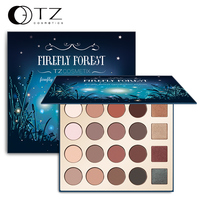 Clay 20 Colors Professional Eyeshadow Palette Glitter Eyeshadow Matte Makeup Eye Shadow Palette Eye Shadow Maquillage