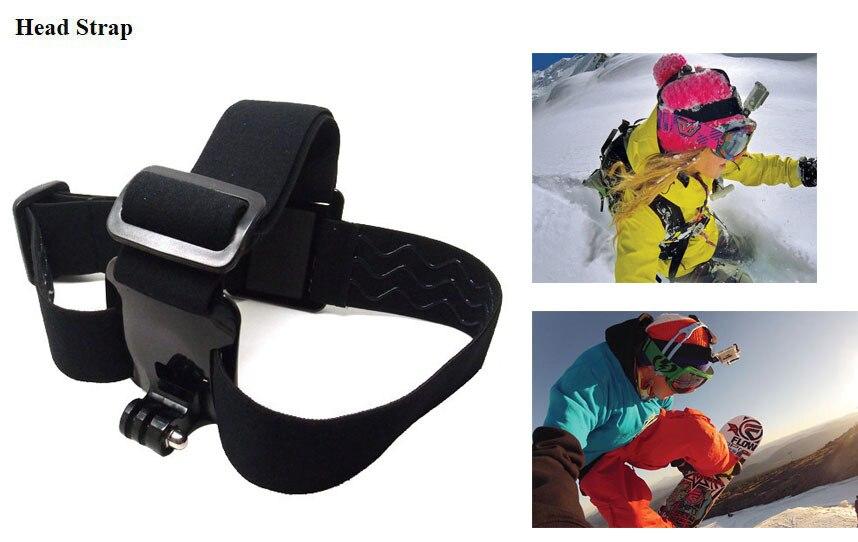 mounts to go pro acessorios Borstband schroefvlotter voor Gopro Hero - Camera en foto - Foto 2