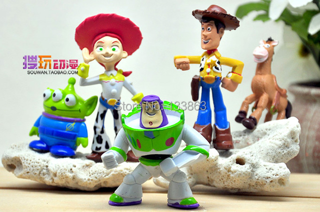 Toy Story Action Figures Set : Huge collection disney toy story toys and action figures lot set