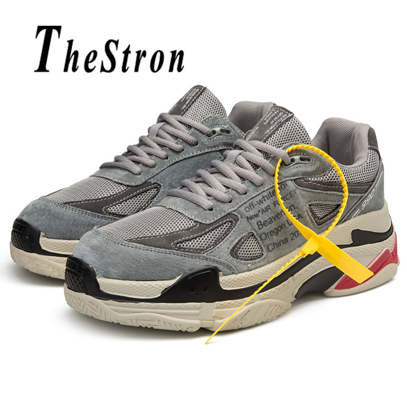 Man Running Shoes Spring Autumn Jogging Male Sneakers Khaki Black Trainers Shoes For Men Breathable Mens Athletic Shoes