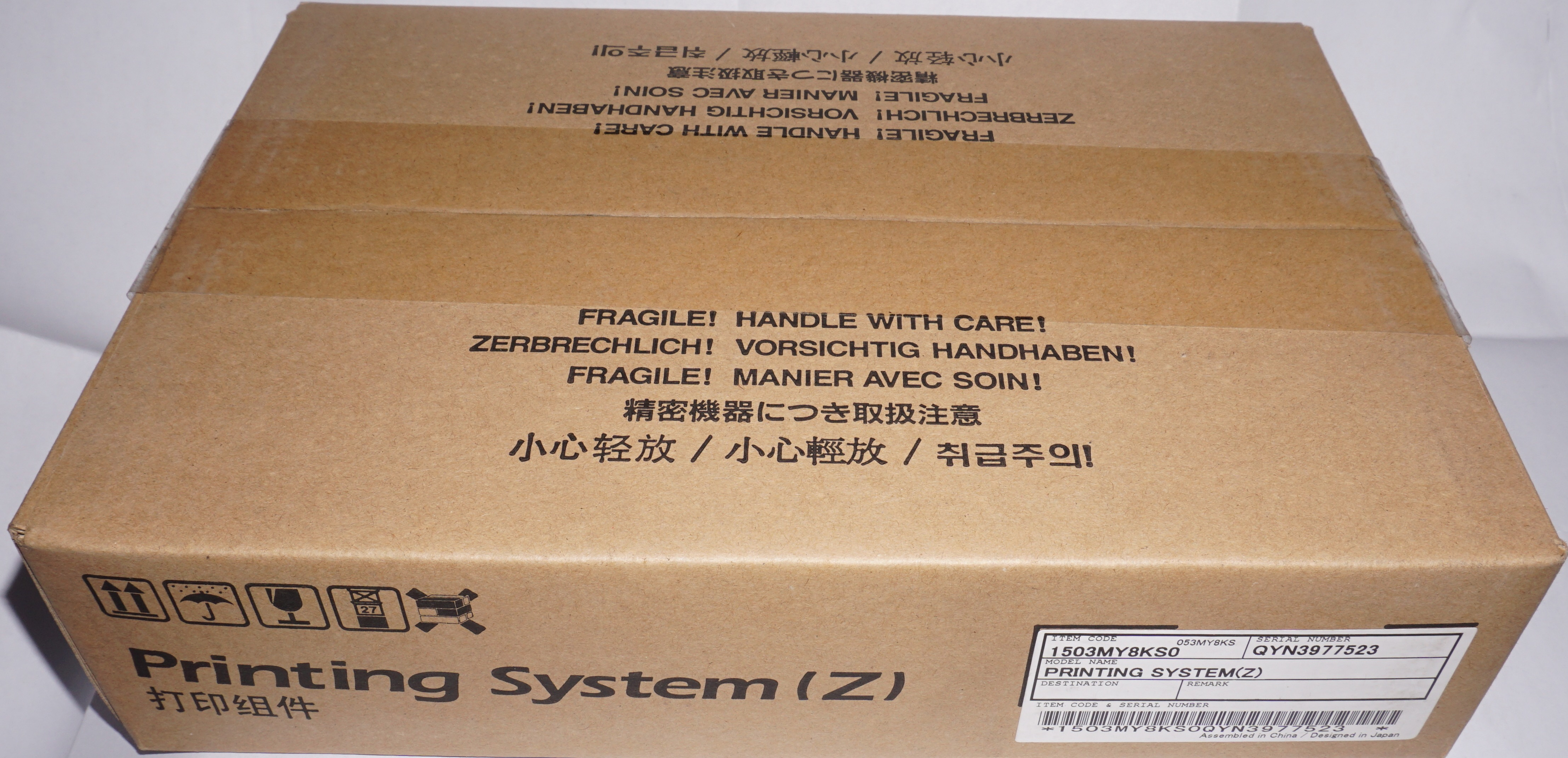 New Original Kyocera 1503MY0UN0 Print System(Z) for:TASKalfa 180 220New Original Kyocera 1503MY0UN0 Print System(Z) for:TASKalfa 180 220